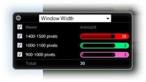 width-window