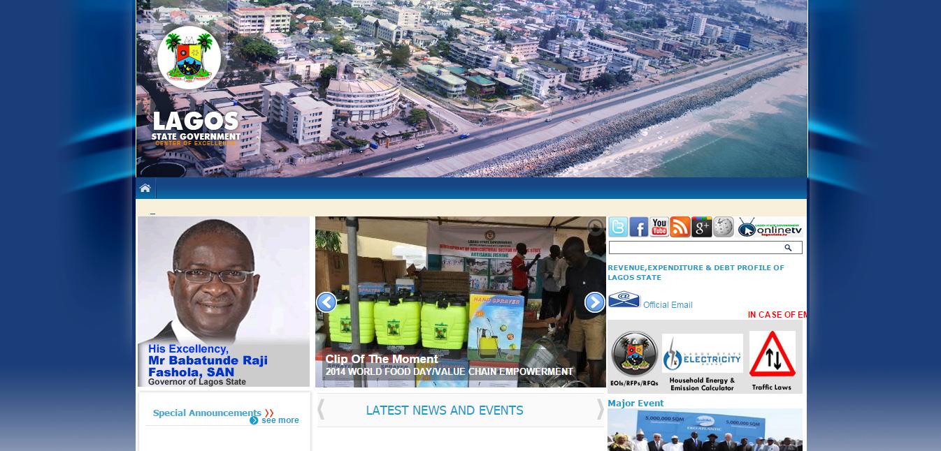 lagos-state-nigeria-website-design