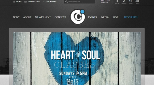 city-church-chicago-website-design