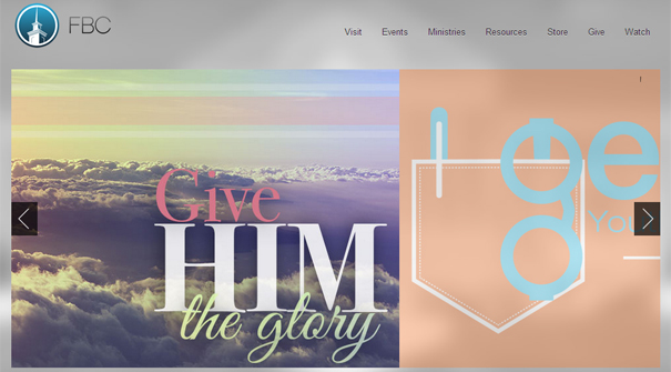 fbchammond-church-website-design
