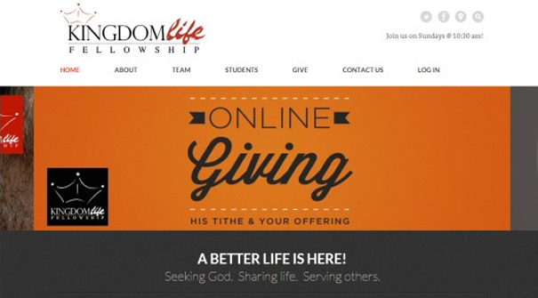 kingdom-life-fellowship-website-design