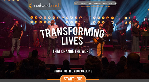 northwood-church-website-design