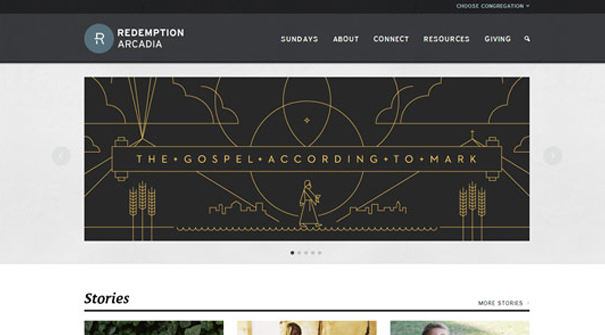 redemption-church-website-design