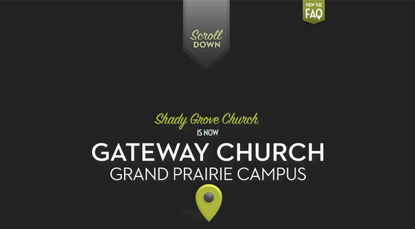 shadygrove-church-website-design