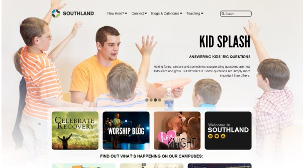 southland-church-web-design