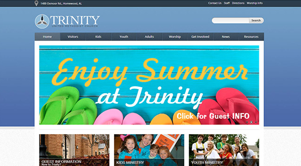 trinity-united-methodist-church-website-design