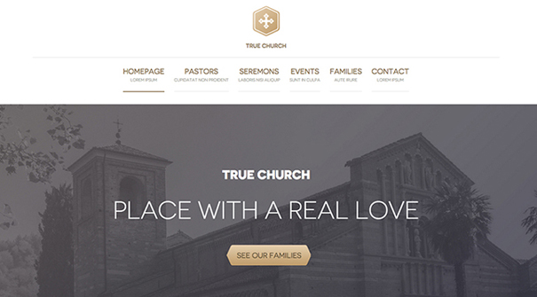 true-church-website