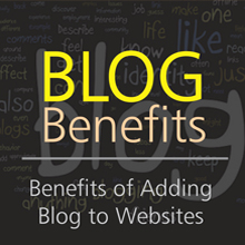 Benefits of adding a blog to your websites