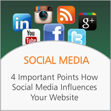 Add Social Media to Your Website