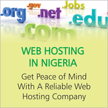 Web Hosting in Nigeria: Get peace of mind with a reliable hosting company