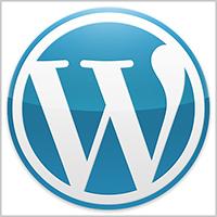 Wordpress Content Management System Logo