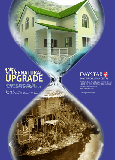 daystar-advert-design