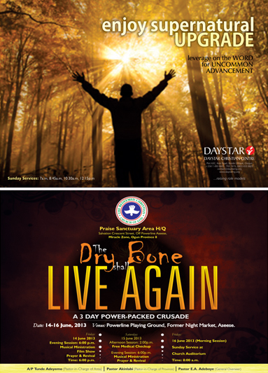 daystar-rccg-advert-design