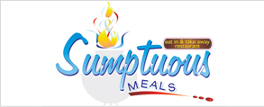 sumptuous-meals-logo-design