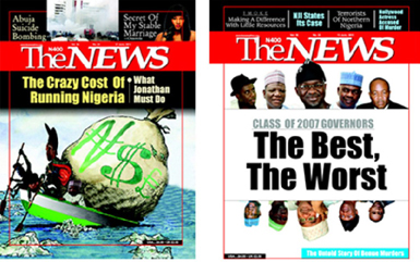 thenews-magazine-cover-design